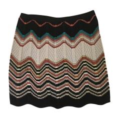 Mini Skirt MISSONI Beige, camel