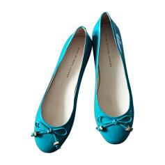Ballerines MARC JACOBS Bleu, bleu marine, bleu turquoise