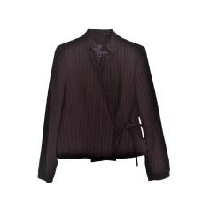 Blazer, veste tailleur ADOLFO DOMINGUEZ Rouge, bordeaux