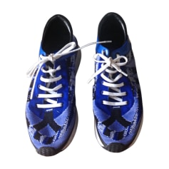Baskets KENZO Bleu, bleu marine, bleu turquoise