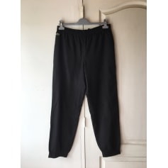 Sweatpants LACOSTE Black