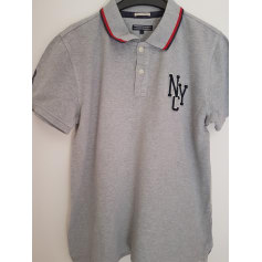 Polo TOMMY HILFIGER Gray, charcoal