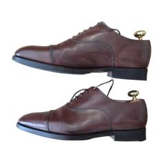 Chaussures à lacets BOWEN Marron