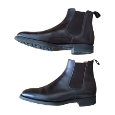 Bottines BOWEN Marron