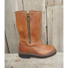 Boots PARABOOT Brown