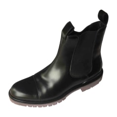 Bottines LOUIS VUITTON Noir