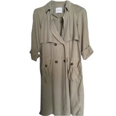 Imperméable, trench AMERICAN VINTAGE Beige, camel