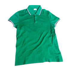 Polo SAINT LAURENT Vert