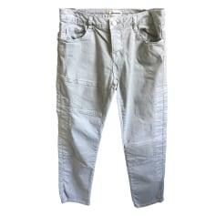 Pantalon droit ZADIG & VOLTAIRE Kaki
