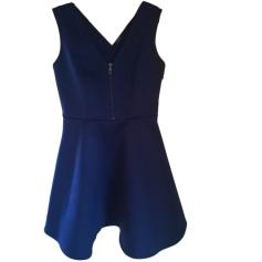 Robe courte GUESS Bleu, bleu marine, bleu turquoise