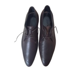 Chaussures à lacets LOEWE Marron