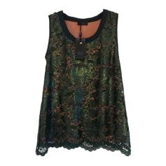 Top, t-shirt TWIN-SET SIMONA BARBIERI Verde
