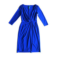 Robe tunique RALPH LAUREN Bleu, bleu marine, bleu turquoise