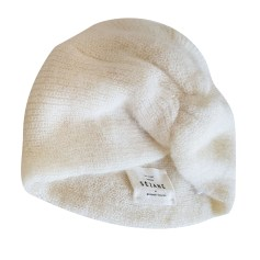 Bonnet SÉZANE Blanc, blanc cassé, écru