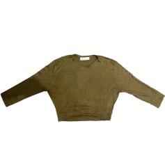 Top, tee-shirt IRO Kaki