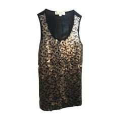 Top, tee-shirt MICHAEL KORS Noir