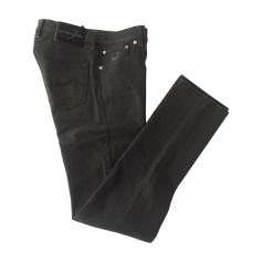 Pantalon slim JACOB COHEN Marron
