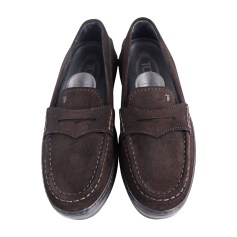 Mocassins TOD'S Marron