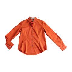 Chemise BURBERRY Orange