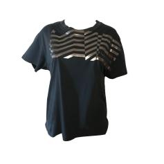 Top, tee-shirt GOLDEN GOOSE Gris, anthracite