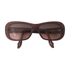 Sonnenbrille VIVIENNE WESTWOOD Violett, malvenfarben, lavendelfarben