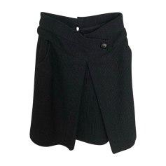 Midi Skirt CHANEL Black