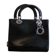 Sacs LADY DIOR Dior Femme   articles luxe - Videdressing b3675da4a66