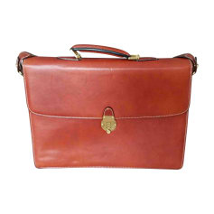 Porte document, serviette BALLY Marron