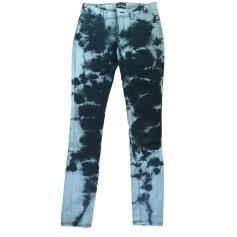 Jeans slim THE KOOPLES Noir