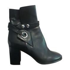 High Heel Boots ISABEL MARANT Black