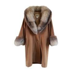 Coat HERMÈS Beige, camel