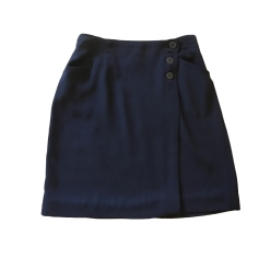 Jupe courte GERARD DAREL Bleu, bleu marine, bleu turquoise
