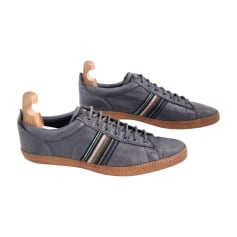 Baskets PAUL SMITH Gris, anthracite