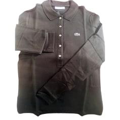 Polo LACOSTE Black