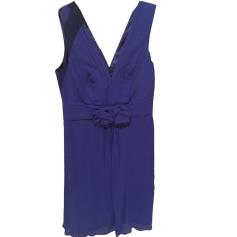 Midi Dress 1.2.3. Blue, navy, turquoise