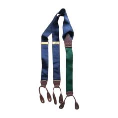 Bretelles RALPH LAUREN Bleu, bleu marine, bleu turquoise