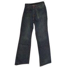 Straight Leg Jeans PEPE JEANS Blue, navy, turquoise