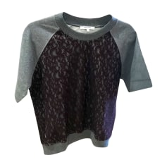 Sweatshirt CARVEN Gray, charcoal