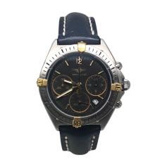 Montre au poignet BREITLING Chronomat Noir