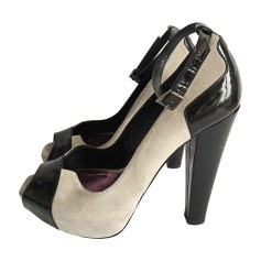 Pumps, Heels BARBARA BUI Grey Black