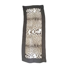 Scarf ROBERTO CAVALLI Animal prints