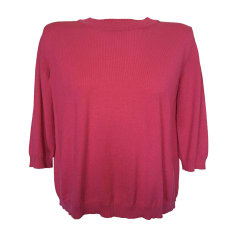 Top, T-shirt ROBERTO CAVALLI Pink, fuchsia, light pink