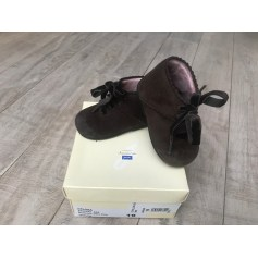 Ankle Boots JACADI Brown