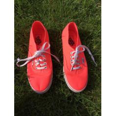 Articles Femme Rose Tendance Yw7sqn8x Vieux Chaussures Vans Fuschia rr7nwaWFq