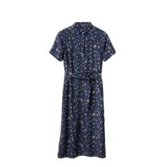 Robe longue COMPTOIR DES COTONNIERS Bleu, bleu marine, bleu turquoise