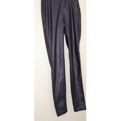 Camaieu Tendance Pantalons Articles Femme Videdressing Simili Cuir ZqXRqd