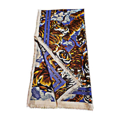 Echarpes   Foulards Kenzo Femme Laine   articles luxe - Videdressing e5ad090c934