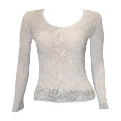 Pullover MALO Weiß, elfenbeinfarben