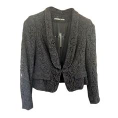amp; En Ikks Femme Vestes Manteaux Coton Hw6dHq