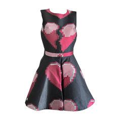 Mini-Kleid PHILIPP PLEIN Mehrfarbig